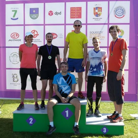 City Cross Run: Blížíme se k bedně