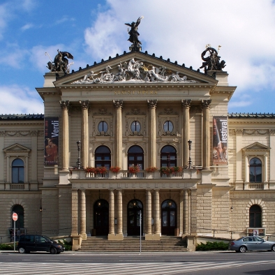 The National Theatre Opera Prague